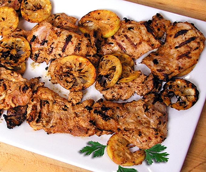 recipe for Aleppo Pepper Chicken