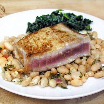Peruvian Seared Tuna Recipe - Panning the Globe
