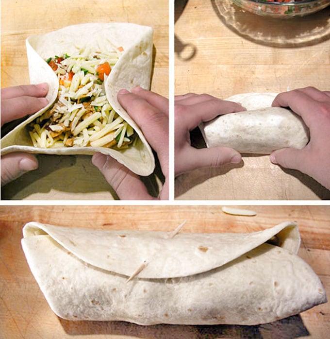 BBQ Chicken Enchiladas recipe l www.panningtheglobe.com