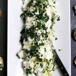 GOAT CHEESE DRESSED FOR A PARTY