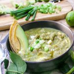 Guatemalan Green Chicken Stew
