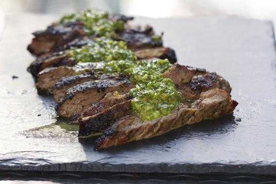 Chimichurri sauce from Argentina