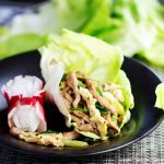Moo Shu Pork Lettuce Wraps recipe that's better and healthier than takeout