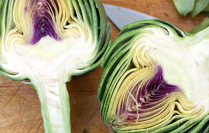 How to prepare artichokes from scratch by Panning The Globe