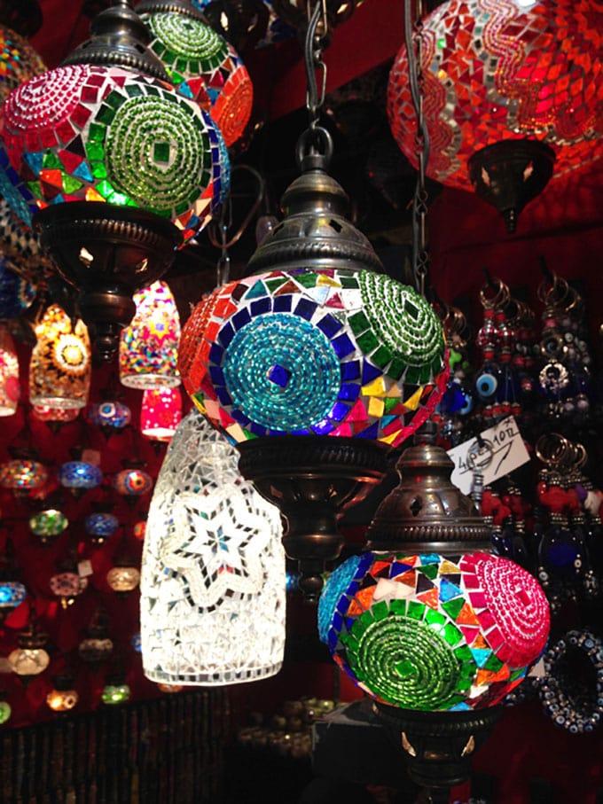 Istanbul-lanterns