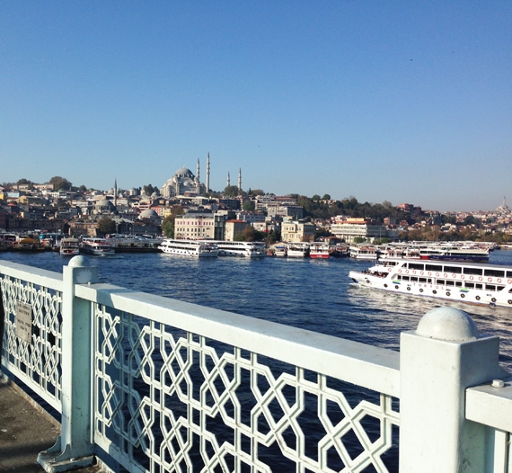 Istanbul-waterway