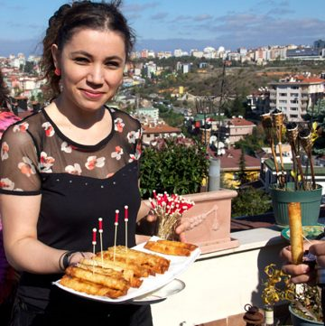 An amazing culinary tour of Istanbul with Panning The Globe