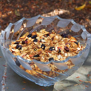 VANILLA TOASTED ALMOND GRANOLA