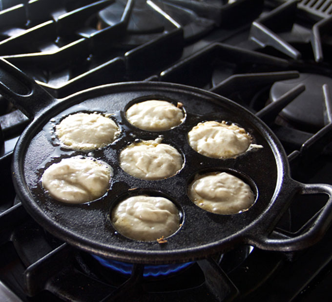 recipe for Danish Aebleskivers • Panning The Globe