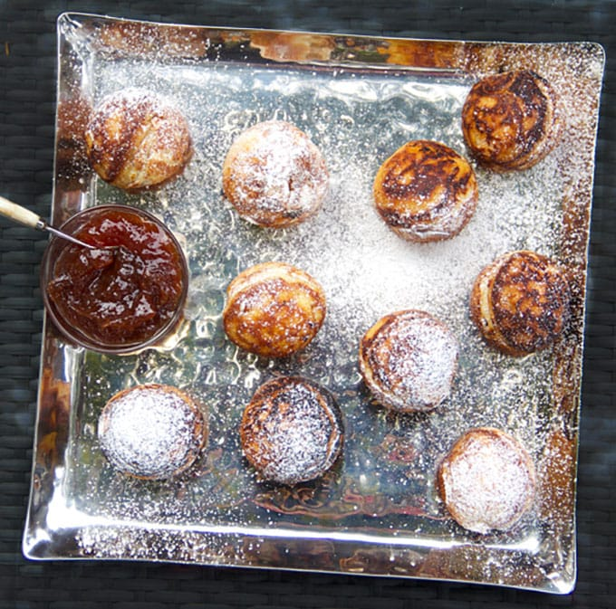 Danish Aebleskivers • Panning The Globe