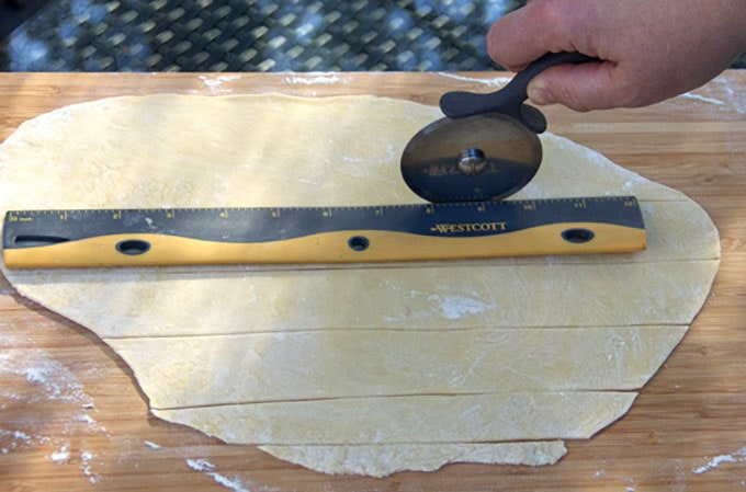 how to make Turkish Manti - step by step