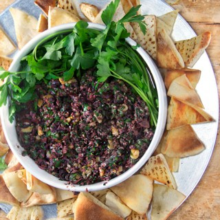 SPICY TURKISH TAPENADE
