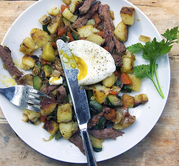 recipe for corned beef hash