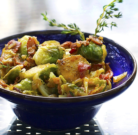 skillet-brussels-sprouts-recipe-panning-the-globe
