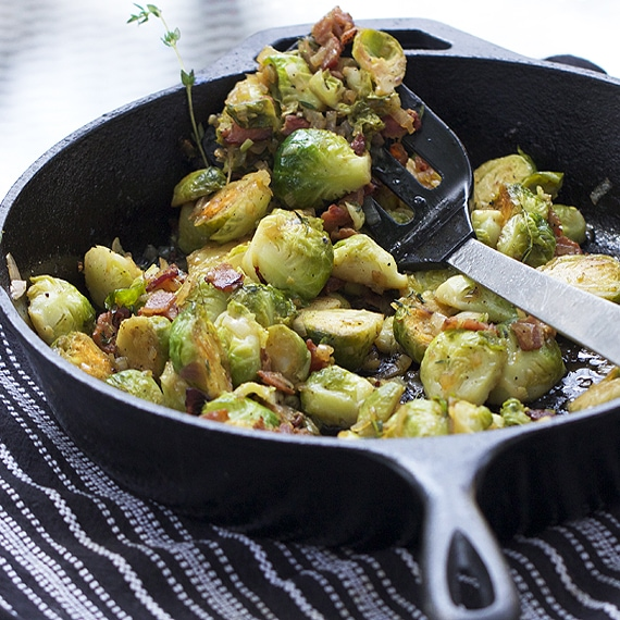 skillet-brussels-sprouts-panning-the-globe