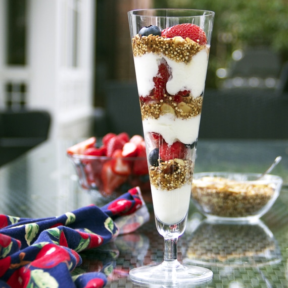 yogurt-parfait-with-toasted-coconut-quinoa