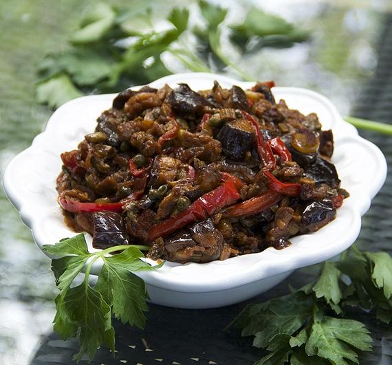 sicilian-eggplant-caponata