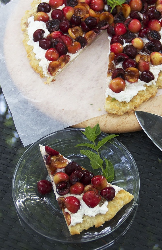 cherry tart recipe