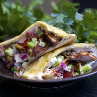 spicy chicken shawarma recipe