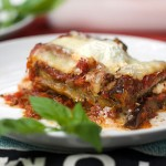 No Noodle Eggplant Lasagna by Panning The Globe