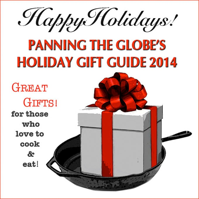 Panning The Globe Holiday Gift Guide