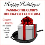 PANNING THE GLOBE'S 2014 HOLIDAY GIFT GUIDE and A GIVEAWAY