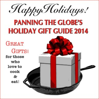 2014 holiday gift guide - Panning The Globe