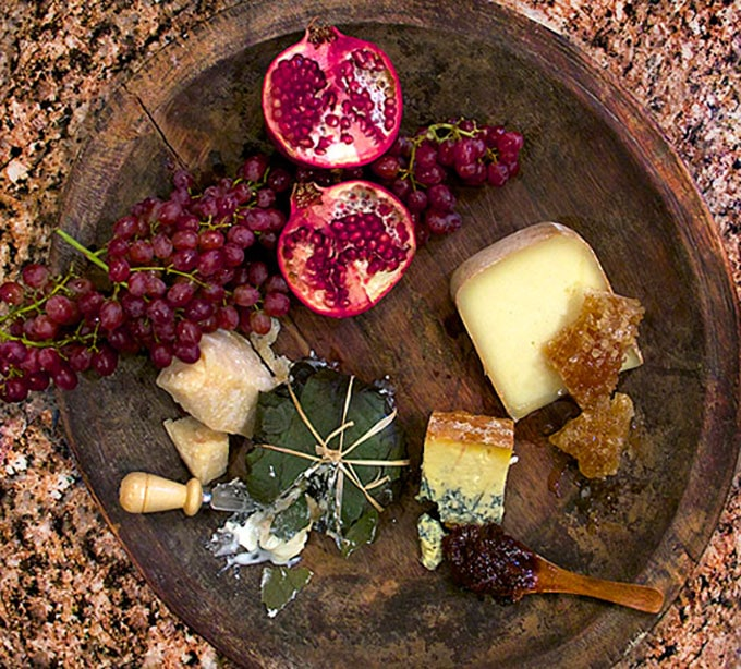 The Ultimate Cheese Platter | Panning The Globe