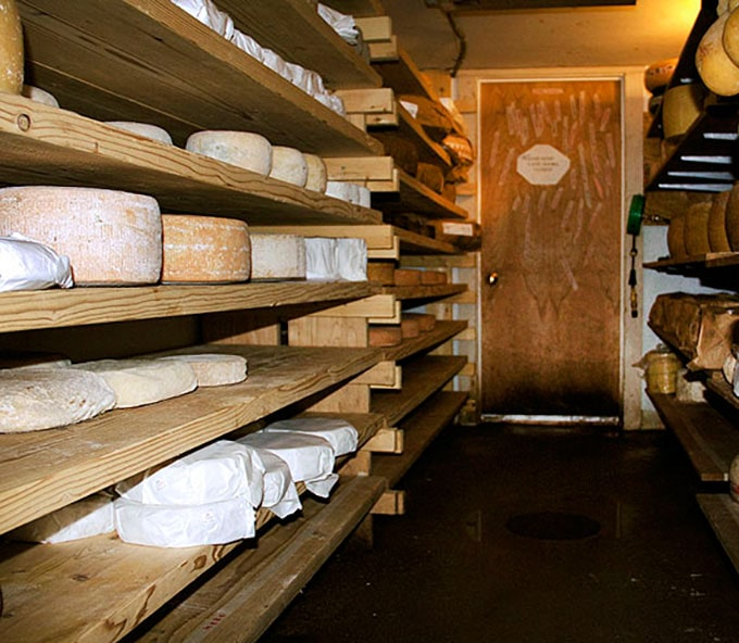 Formaggio Kitchen Cheese Cave