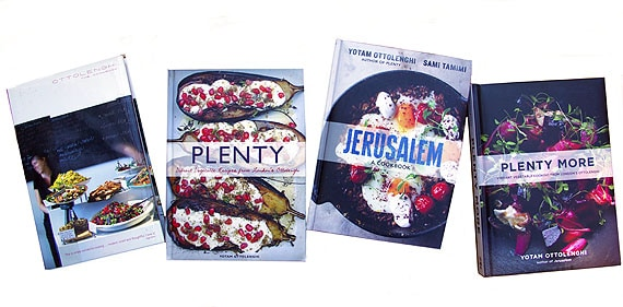 ottolenghi cookbooks