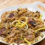 Senegalese Chicken Yassa by Panning The Globe