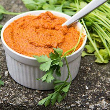 Spanish Romesco Sauce