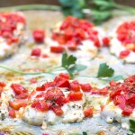 QUICK CHICKEN PIZZAIOLA with FRESH TOMATOES