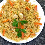 CHICKEN PLOV