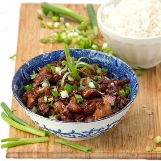 Asian Honey Soy Chicken - quick and easy, healthy, totally delicious! - Panning The Globe