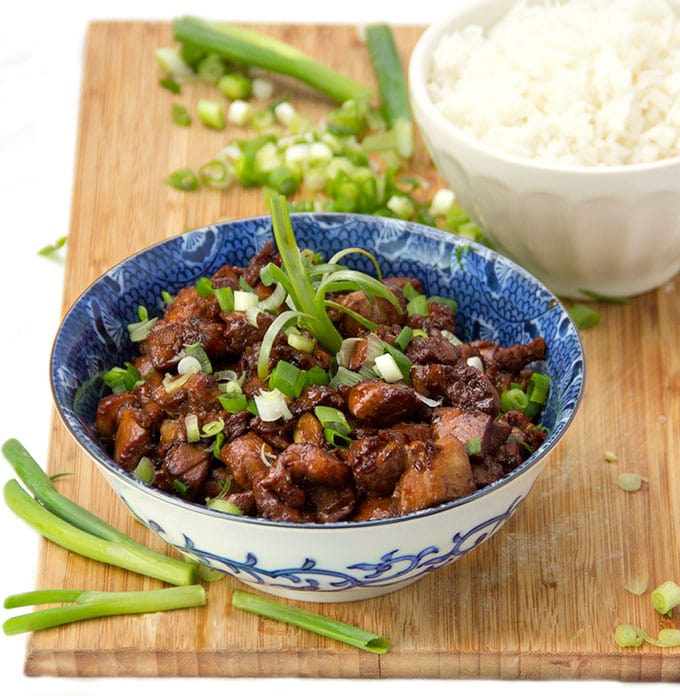 Asian honey soy chicken recipe panning the globe asian honey soy chicken forumfinder Choice Image