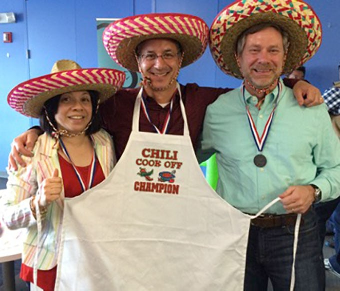 Champions of Chili