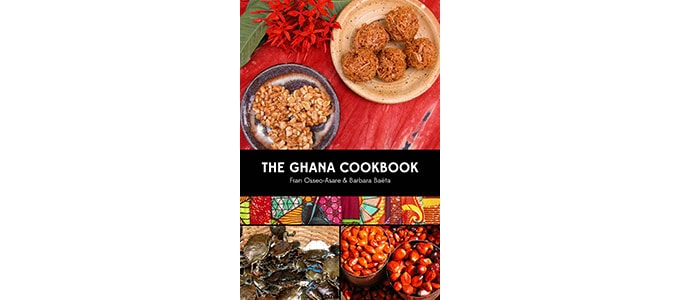 Cover of The Ghana Cookbook