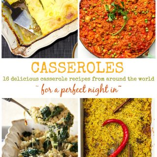 16 Delicious Casserole Recipes from Around the World
