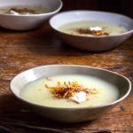 Potato Leek Soup and The Idaho Potato Harvest Tour