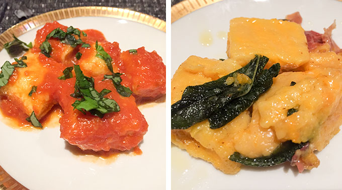 Dunderie and Butternut Squash Gnocchi